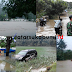 Mobil Anggota DPR Provinsi Jabar Terseret Banjir di Sukabumi