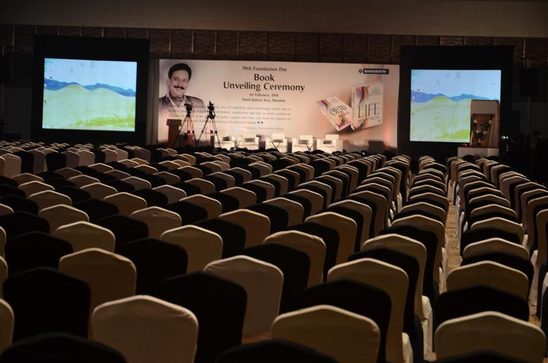 My Life - Book Launch - Subrata Roy - 8