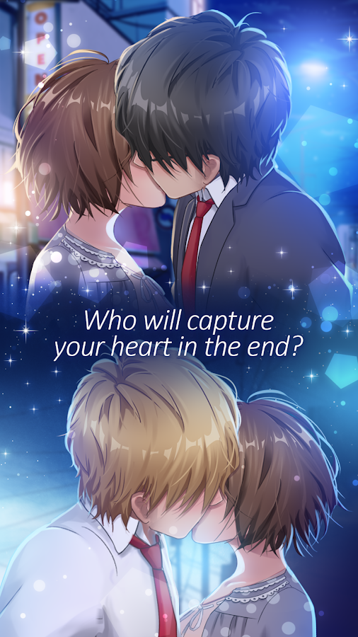 Anime Love Story Games: ✨Shadowtime✨- screenshot