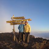 Amanda's Kilimanjaro