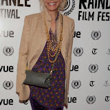 WWW.ENTSIMAGES.COM -   Pamela Shaw  arriving at      UK premiere of acclaimed music documentary Take Me To The River at the 22nd annual Raindance Film Festival in Vue Piccadilly, London September 28th 2014The film charts the influence of Memphis and Mississippi Delta blues musicians.                                                 Photo Mobis Photos/OIC 0203 174 1069