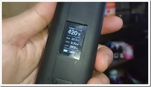 DSC 1381%25255B5%25255D - 【ビルド】本日のビルド、24G/SS316ステンレスワイヤー温度管理をJoyetech Cuboidで