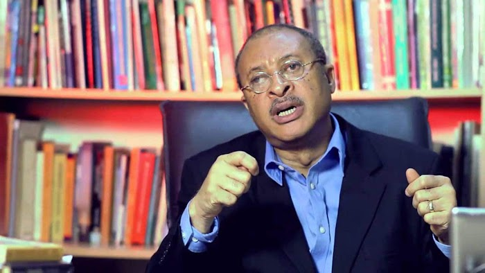 Nigeria Is A Failed State And On The Verge Of Collapse... - Pat Utomi, Pro Akin Oyebode