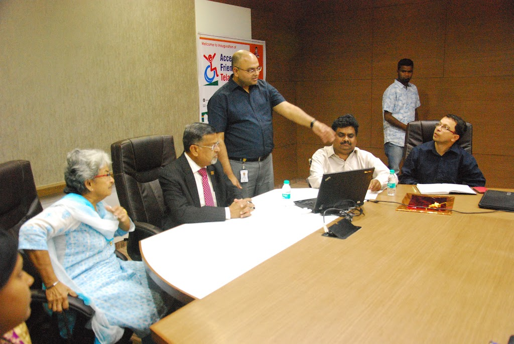 Launching of Accessibility Friendly Telangana, Hyderabad Chapter - DSC_1188.JPG