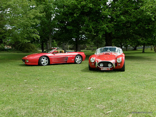 1010Cobra and F348 - Front