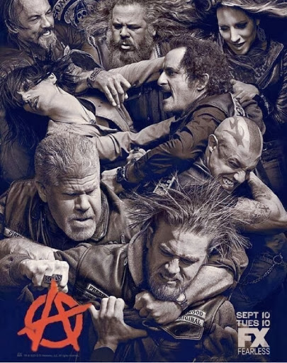 Sons of Anarchy S06E01 HDTV XviD