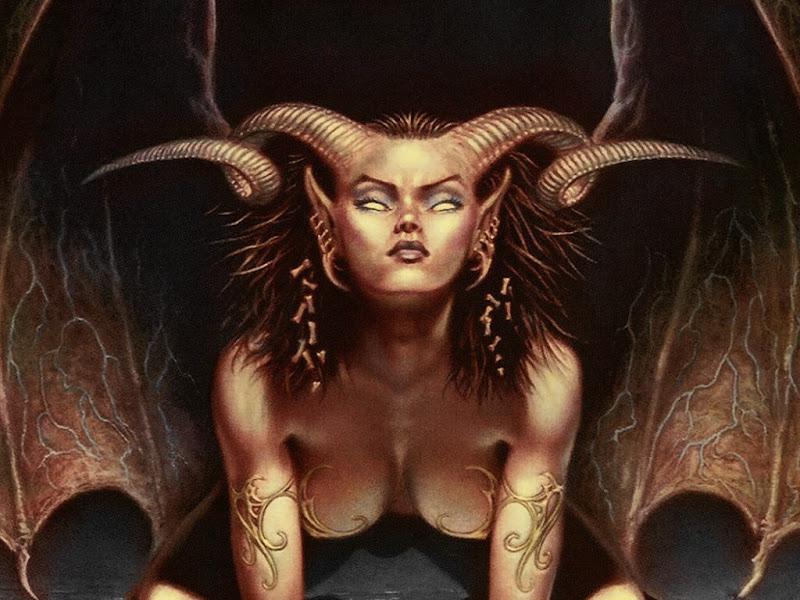 Hell Master, Demonesses