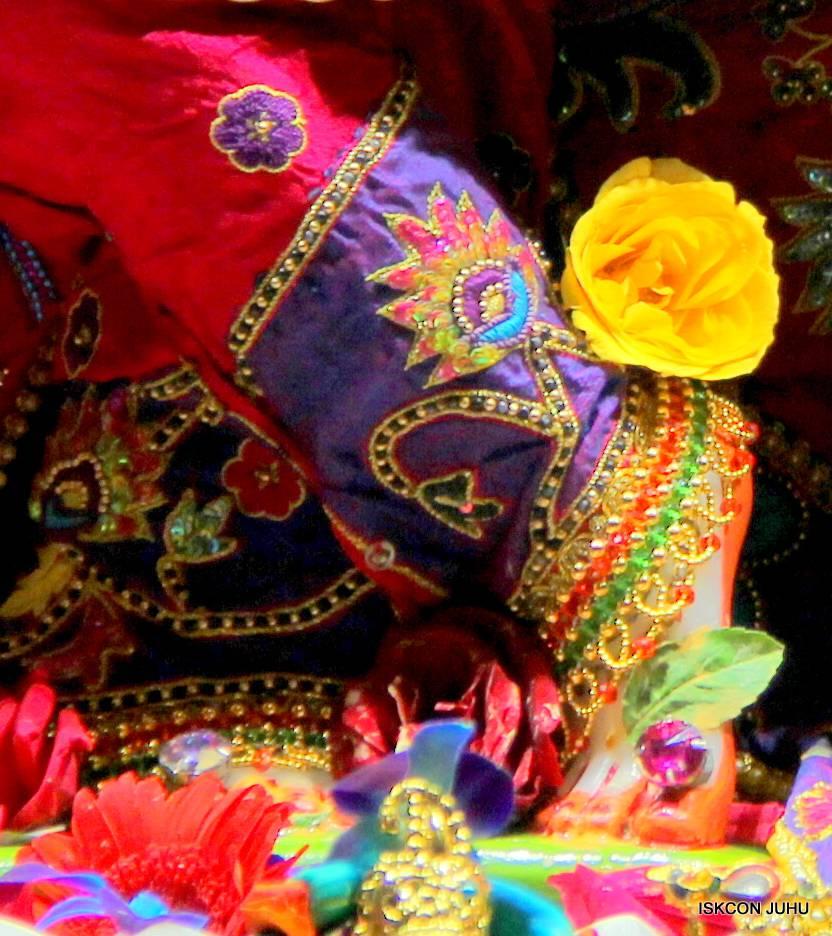 ISKCON Juhu Sringar Deity Darshan 29 Jan 2016 (9)