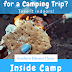 Its an Inside Campout Party!