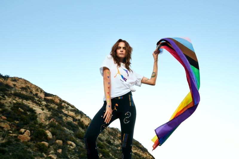 PUMA unveils Pride 2021 Forever Free campaign.