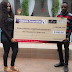 "See Juliet Ibrahim Award Shola, Winner Of ""Sholala Competition"", With One Thousand Dollars!"