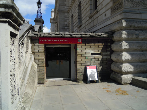 Churchill War Rooms. From Best Museums in London and Beyond