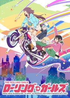 The Rolling Girls - Rolling☆Girls
