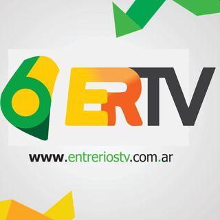Logo Canal 6 Entre Rios