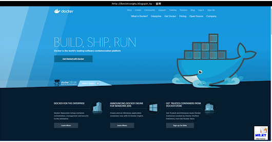 Docker for Windows 與 ASP.NET Core - Part.1 安裝與使用 Visual Studio 2015