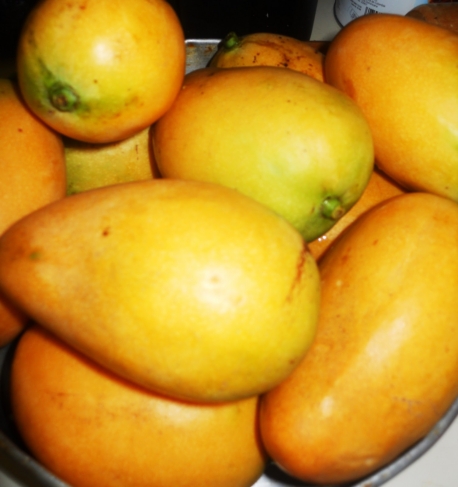 """My Grandmother's Backyard Had A Mango Tree Also Lucky Her, She Also Had A  Tamarind And A €�limoncillo"""" Tree (commonly Called Spanish Lime, Genip,  Genipe,"""