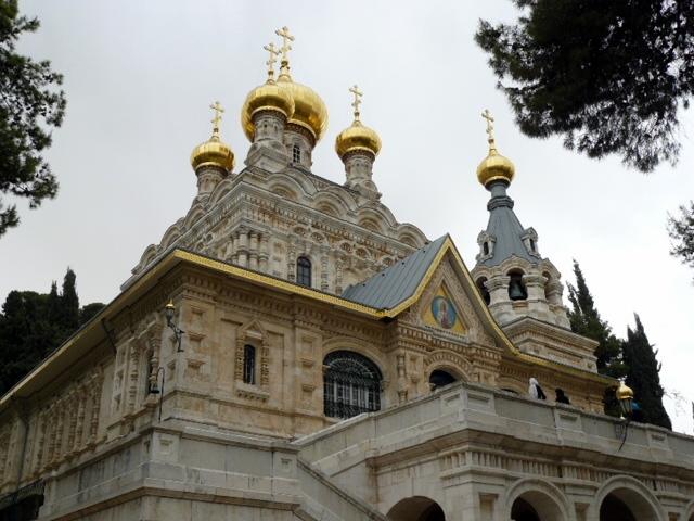 Basilica delle Nazioni e Orto dei Getsemani