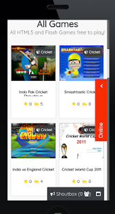 Online Free Games - Rackons - náhled