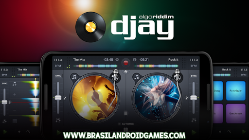 djay 2 Imagem do Aplicativo