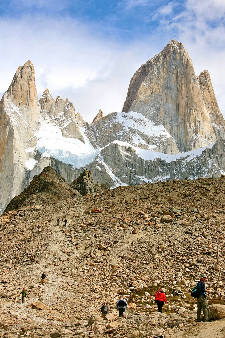 Fitz Roy Trek (25 Best Hikes in the World).