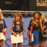 youth fashion models at Love Sunshine in Shibuya, Tokyo, Japan