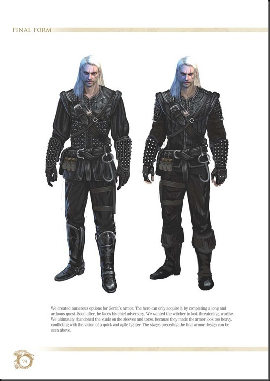 The Witcher (1) _ Artbook_816932-0095