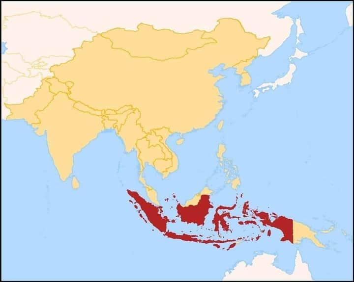 Nusantara serpihan surga yang patut kita jaga
