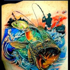 Fishery - tattoos for women