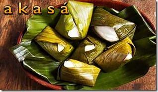 akasa - acaça - candomblé - comida de santo - adimu