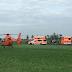Schwerer Arbeitsunfall in Heinsberg Donselen