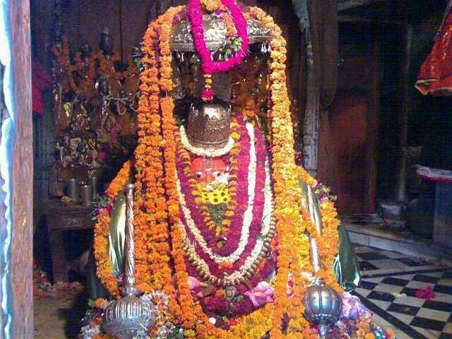 Sri Hanuman Garhi/Gaddi