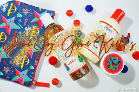 🎄Xmas gift time 🎄Give JOY. Give Kiehl's