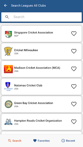 Cricclubs Mobile screenshot 4