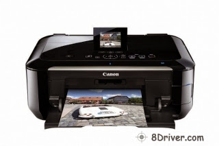 Download Canon PIXMA MG6240 Printer Driver & deploy printer