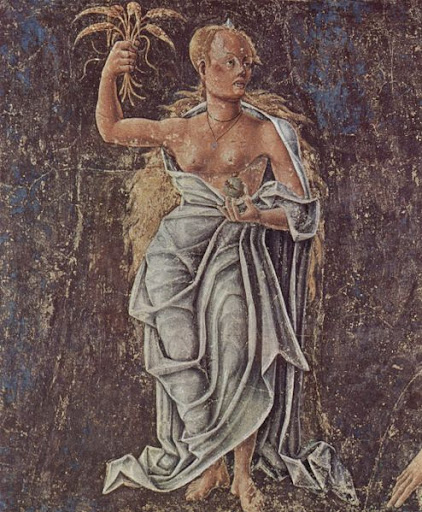 Greek Goddess Demeter Image
