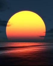 besplatne slike za mobitele free download priroda more zalazak sunca