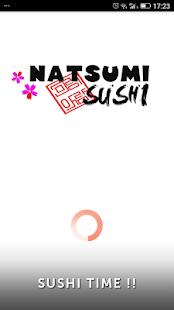 Natsumi sushi - náhled