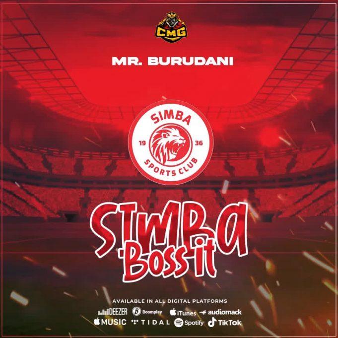 AUDIO | Darassa – Simba Boss It | Mp3 Download