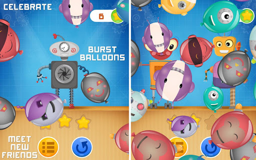Robot game for preschool kids apkpoly screenshots 10