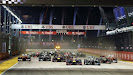 Start of 2013 Singpore F1 GP