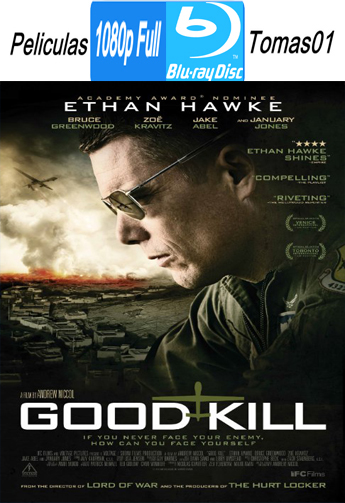 Good Kill (2014) BRRipFull 1080p