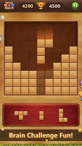 Wood Block Puzzle Classic 1.0.2 screenshots 2