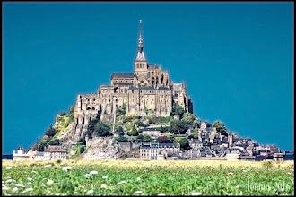 Photo: Mont Saint-Michel / France / Normandie