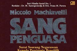 (Ebook) Karya Machiavelli dan Nietzsche - Sang Penguasa & Zarathustra