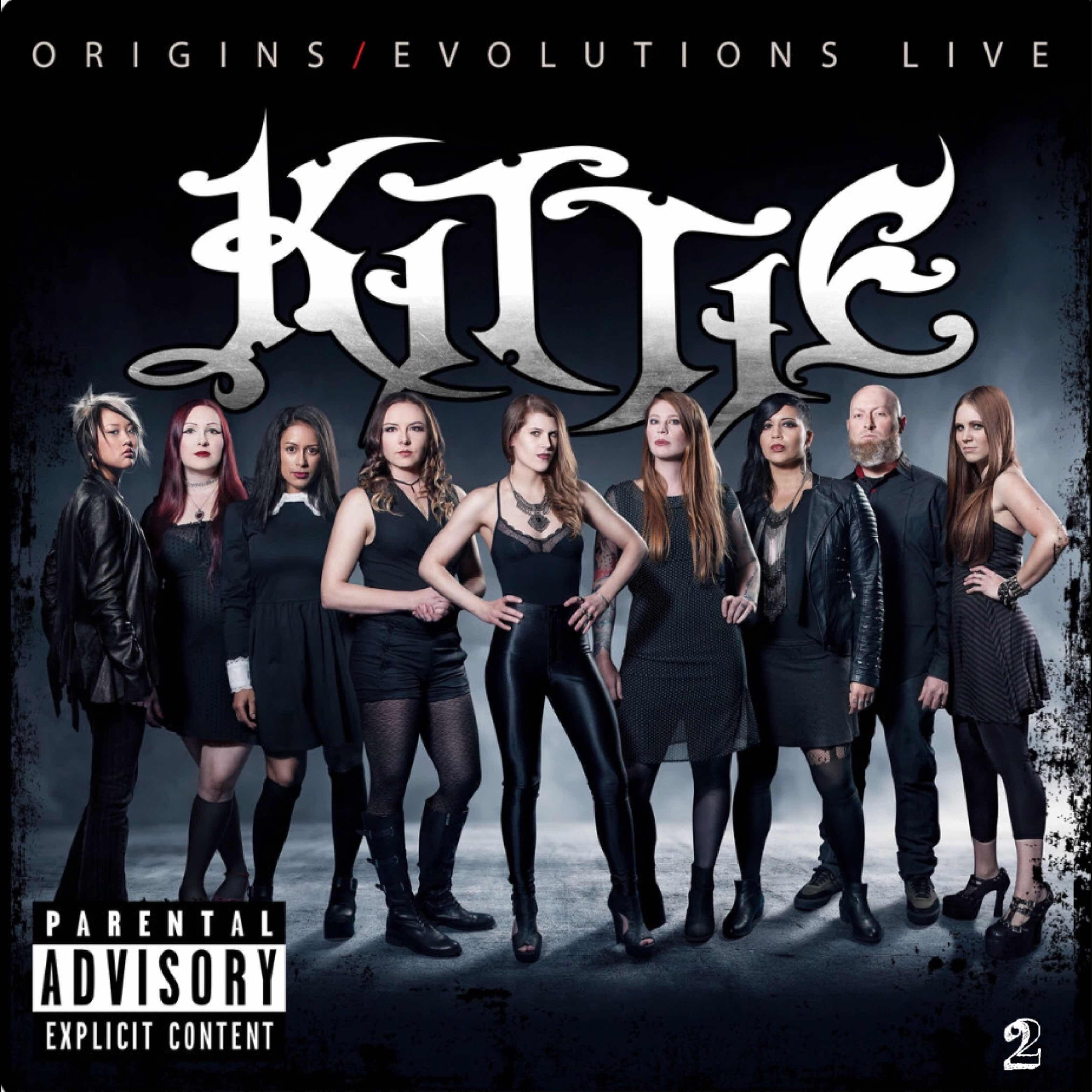 "Kittie ""Origins/Evolutions Live"""