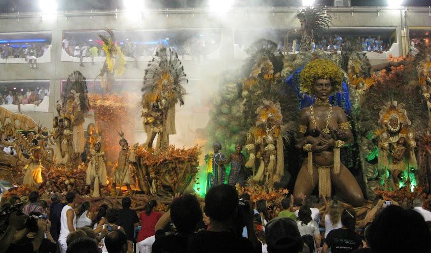 リオのサンバカーニバル⑩ / Rio carnival