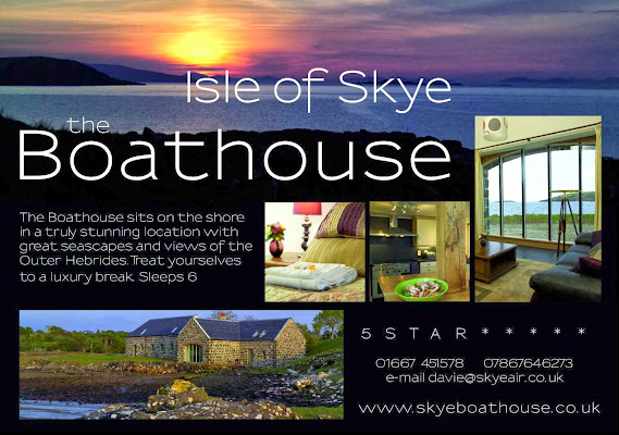 skye boathouse, Lyndale farm, Edinbane, Isle of Skye, Highland IV51 9PX, United Kingdom