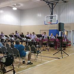 2016-09-18 Spiritual Steel Drum Band