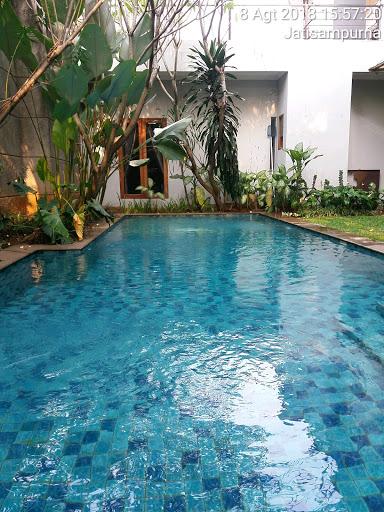 Jasa perawatan kolam renang bekasi