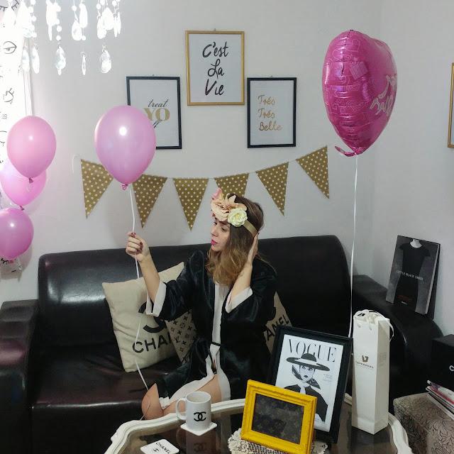 חוגגת יומהולדת עם תובנות הגיל